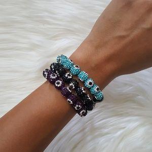 Jewelry - 3 Shamballa Bracelets!